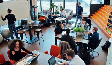'We maakten er onze eigen start-up van'