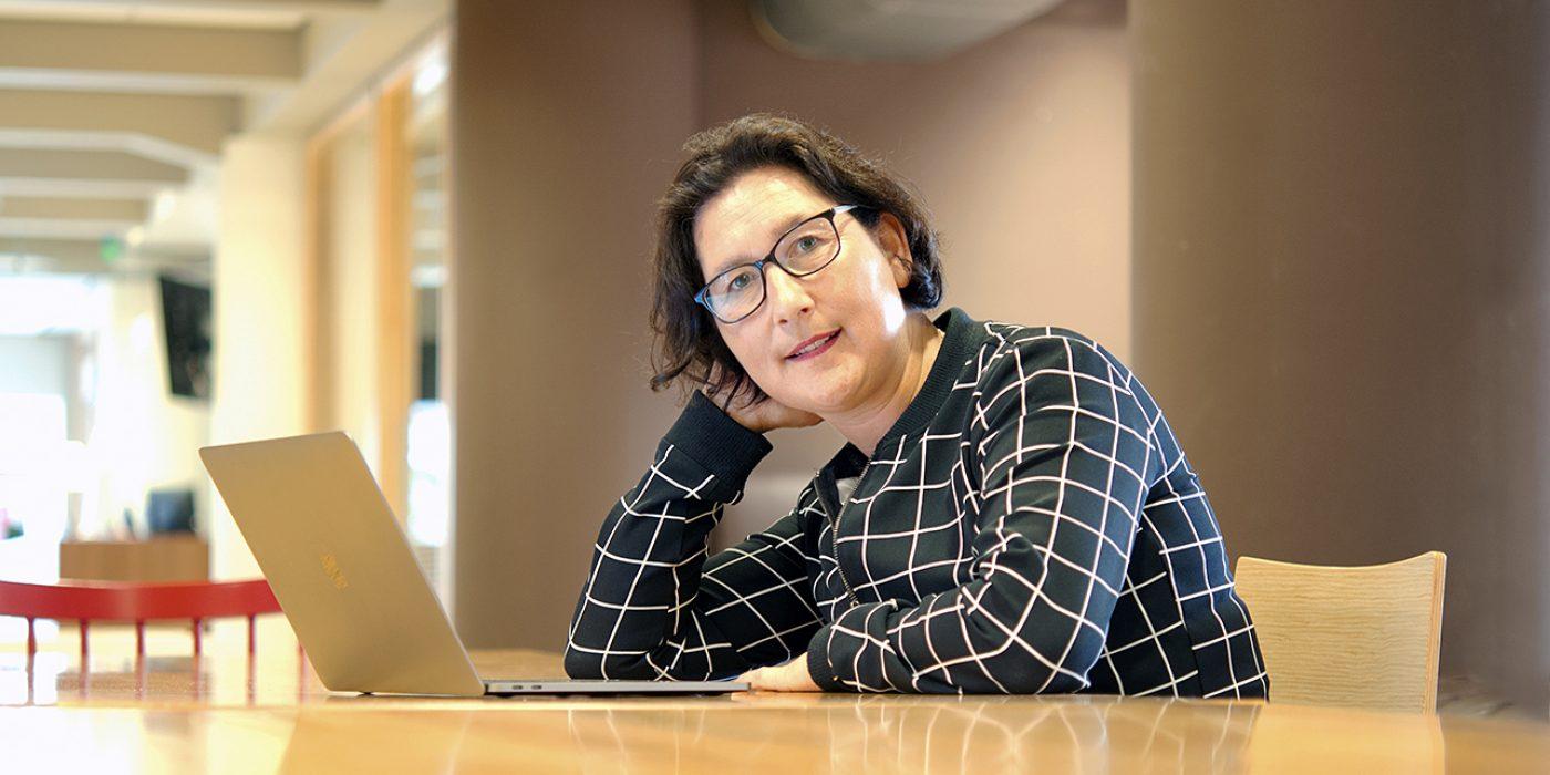 Saskia Best: 'Internationaliseren doe je niet alleen over de grens'