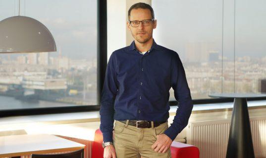 'Ik loop nu makkelijker bij collega's binnen met vragen'