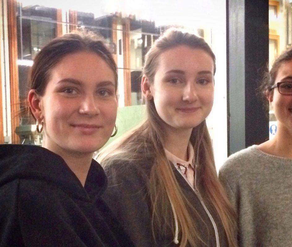 Internationale studenten: 'Altijd Google Translate bij de hand'