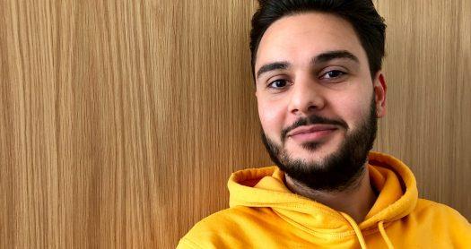 "Studenten Faruk Canpolat en Yusuf Güler: ""Taal is power"""
