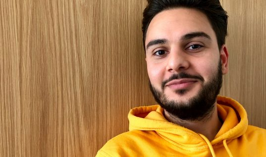 "Studenten Faruk Canpolat en Yusuf Güler: ""Taal is power"""