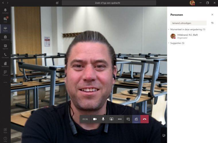 Hulp voor docenten bij vormgeven online lesgeven